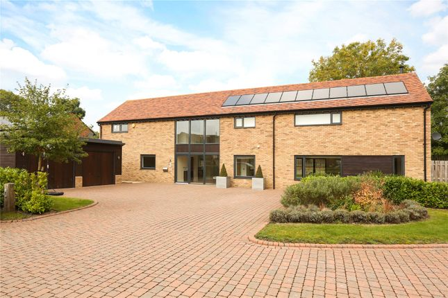 Thumbnail Detached house for sale in Latimer Chase, Chorleywood, Rickmansworth, Hertfordshire