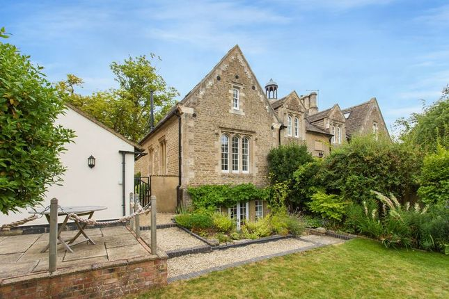 Thumbnail End terrace house for sale in The Green, Garsington, Oxford