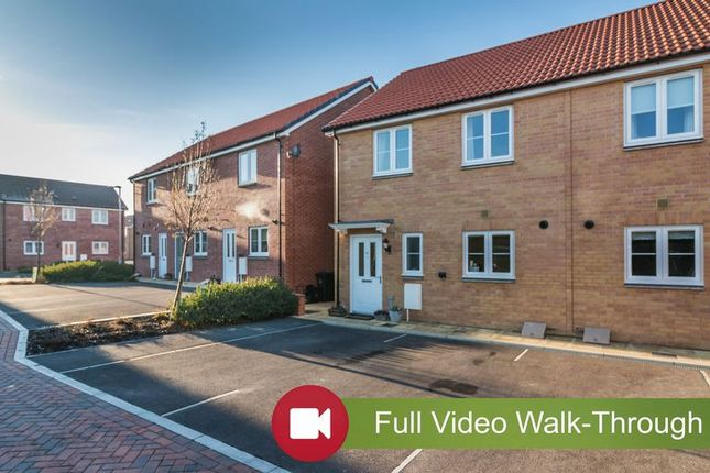 3 bed semi-detached house for sale in Quarry Piece Drive, South Petherton