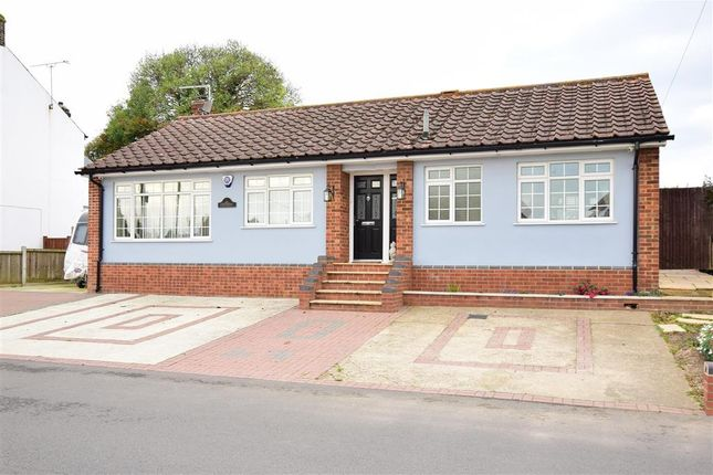 Thumbnail Bungalow for sale in Stoke Road, Hoo, Rochester, Kent