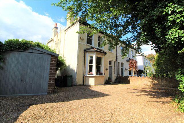 Thumbnail Semi-detached house for sale in Ross Road, Wallington