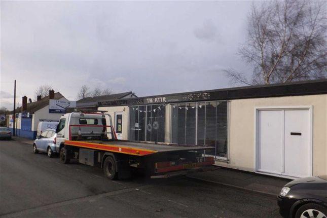 Retail premises to let in 99B, Lowmoor Rd / Portland St, Kirkby In Ashfield, Notts.