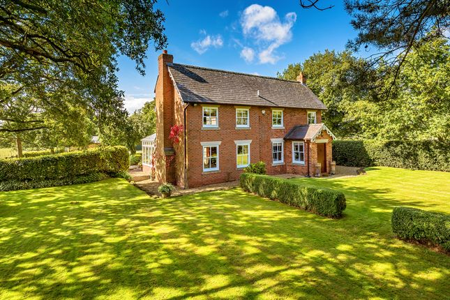 Thumbnail Detached house for sale in Hatton Road, Hinstock