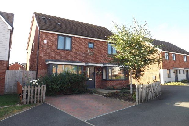 Thumbnail Property to rent in Pilsbury Close, Bedford