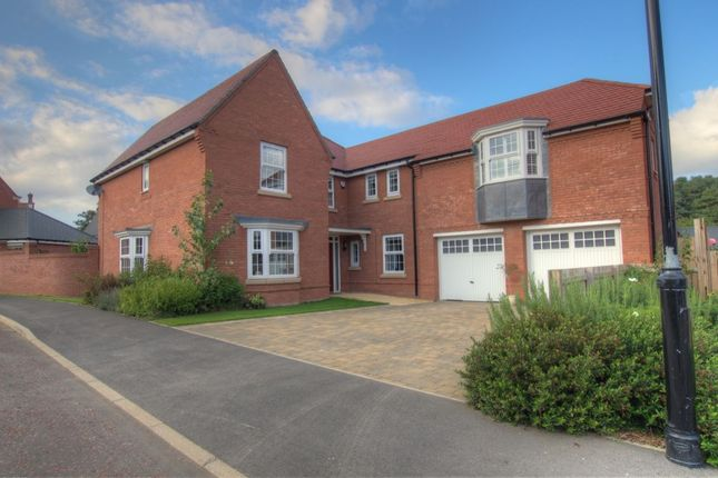 Thumbnail Detached house for sale in Wilkinson Walk, Mount Oswald, Durham