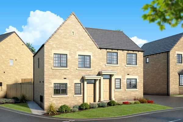 "Thumbnail Property for sale in ""The Kendal At Heron's Reach"" at Allerton Lane, Allerton, Bradford"