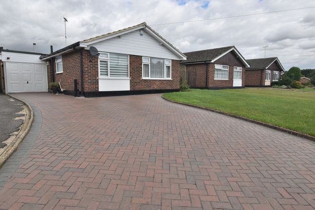 Thumbnail Detached bungalow for sale in Gimson Close, Witham