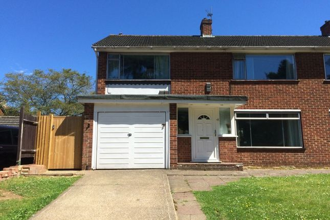 Thumbnail Semi-detached house to rent in Willington Street, Bearsted, Maidstone