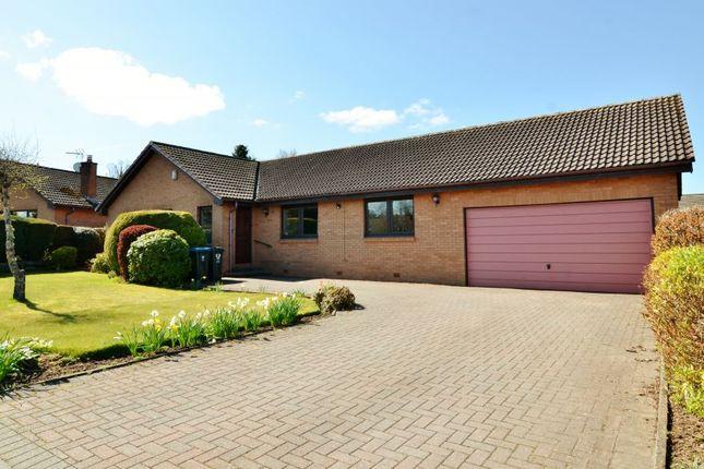 Thumbnail Detached bungalow for sale in 19 Grampian Avenue, Auchterarder
