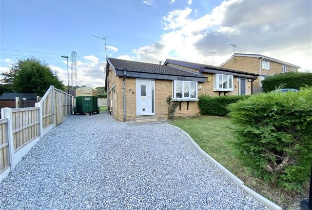 2 bed bungalow for sale in Athersley Gardens, Owlthorpe, Sheffield S20