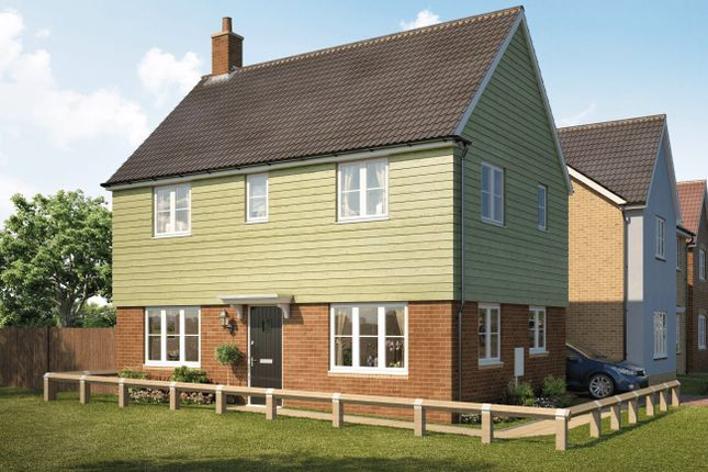 Thumbnail Detached house for sale in Long Melford, Sudbury, Suffolk