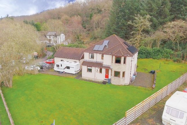 Thumbnail Detached house for sale in Lochhaven, Portincaple, Argyll & Bute