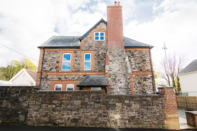 Thumbnail Detached house for sale in Church Street, Penydarren, Merthyr Tydfil