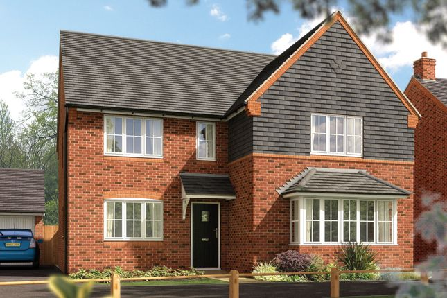 "Thumbnail Detached house for sale in ""The Arundel"" at Barnton Way, Sandbach"