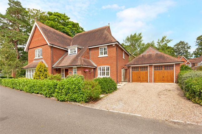 Thumbnail Detached house for sale in The Chase, Maidenhead, Berkshire