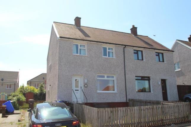 Thumbnail Semi-detached house for sale in Davidson Street, Bannockburn, Stirling, Stirlingshire