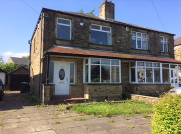 3 bedroom semi-detached house for sale in 225, Westfield Lane, Bradford, West Yorkshire BD129By
