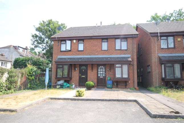 Thumbnail Semi-detached house for sale in Penfold Close, Croydon