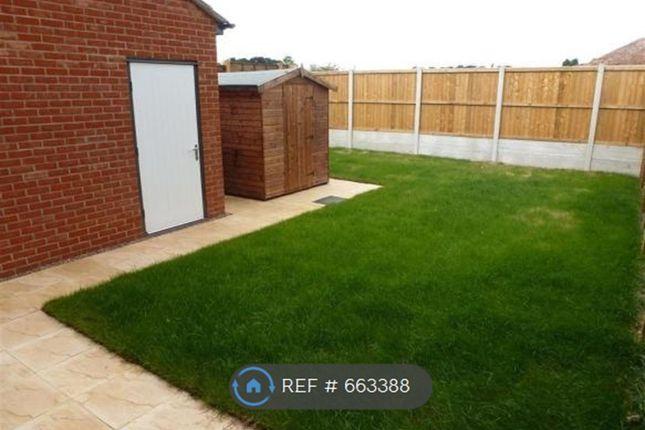 Garden of Prince George Drive, Derby DE22