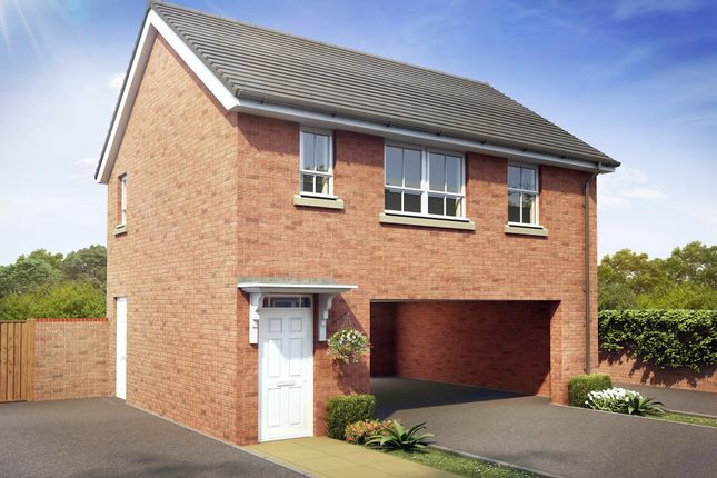 "Thumbnail Flat for sale in ""Severn"" at Queen Elizabeth Road, Nuneaton"
