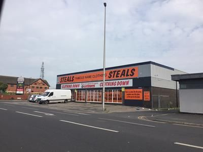 Thumbnail Retail premises for sale in 96 Rigby Road, Blackpool