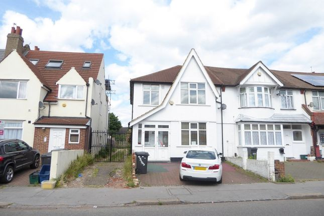 Thumbnail End terrace house for sale in Norbury Crescent, London