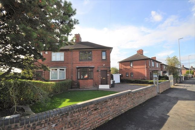 Thumbnail Semi-detached house for sale in Greasley Road, Stoke-On-Trent
