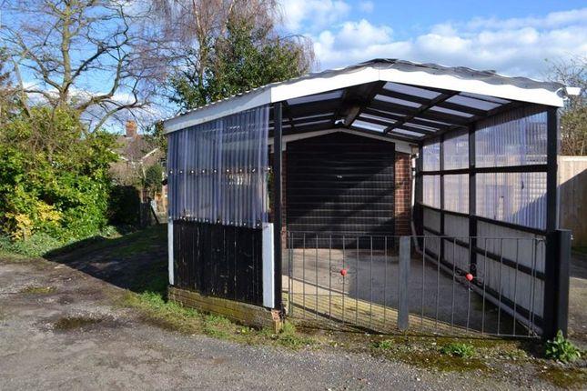 Double Garage And Carport