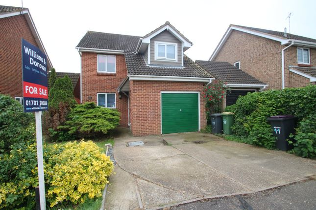 Thumbnail Detached house for sale in Wedgwood Way, Ashingdon, Rochford