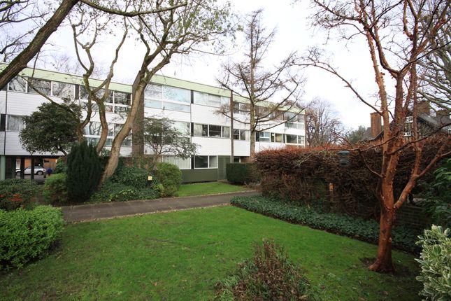 Thumbnail Flat for sale in Blackheath Park, London