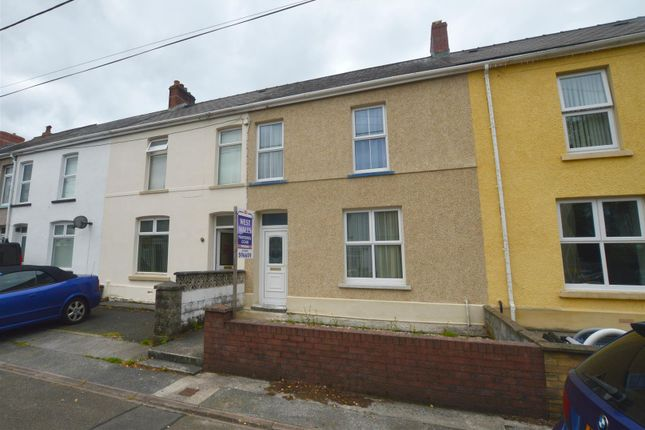 Thumbnail Terraced house for sale in Heol Trefrhiw, Ammanford