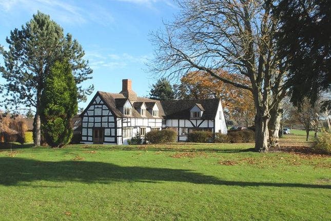 Thumbnail Commercial property for sale in The Veldt House, Much Marcle, Ledbury, Herefordshire