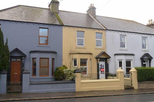 Thumbnail Terraced house for sale in Main Street, Tweedmouth, Berwick-Upon-Tweed