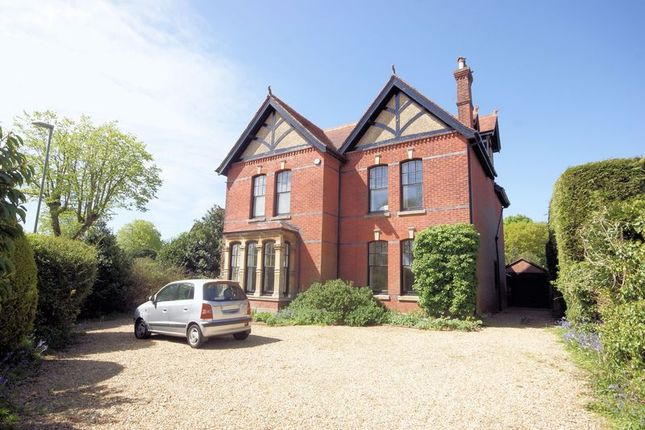 Thumbnail Detached house for sale in Anglesey Road, Gosport