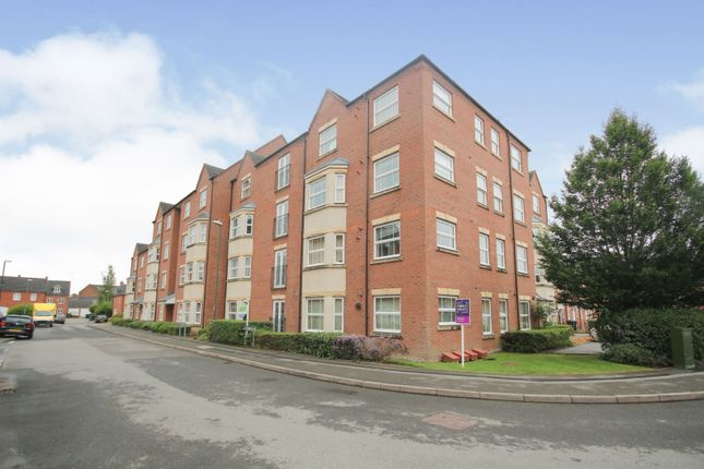 Front View of Cole Court, Coventry CV6