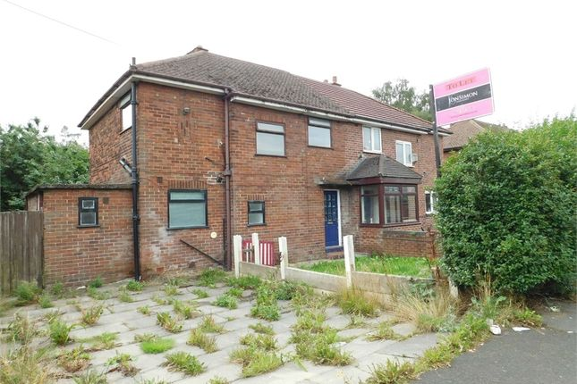 3 bed semi-detached house to rent in Tennyson Road, Farnworth, Bolton BL4