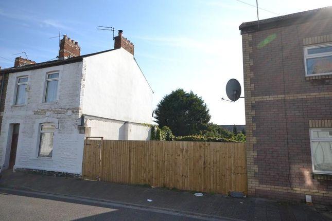 Thumbnail Land for sale in Railway Street, Splott, Cardiff
