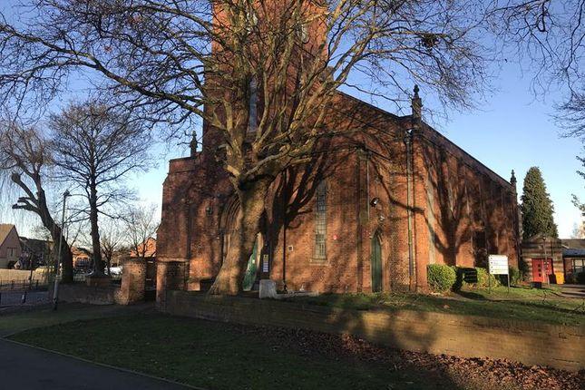 Thumbnail Commercial property for sale in St Matthews Church & Parsonage, Duddeston Manor Road, Nechells, Birmingham, West Midlands