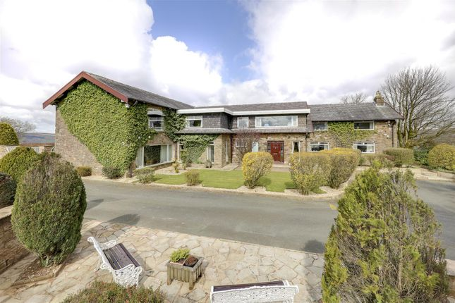 Thumbnail Detached house for sale in Watling Street, Affetside, Bury, Greater Manchester