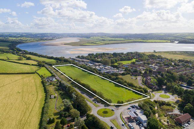 Thumbnail Land for sale in Chivenor, Barnstaple