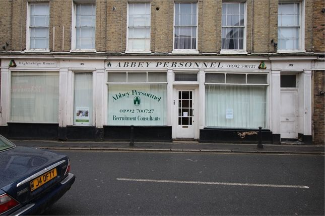 Thumbnail Commercial property for sale in Highbridge Street, Waltham Abbey, Essex