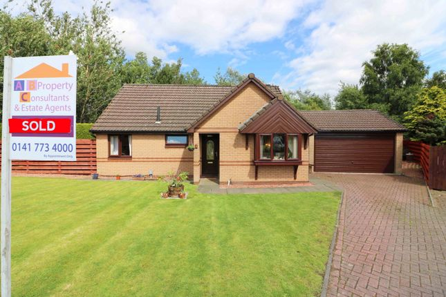 Thumbnail Detached house for sale in Carroglen Gardens, Sandyhills