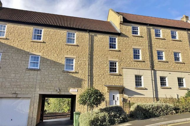 Thumbnail Flat for sale in Flowers Yard, Chippenham, Wiltshire