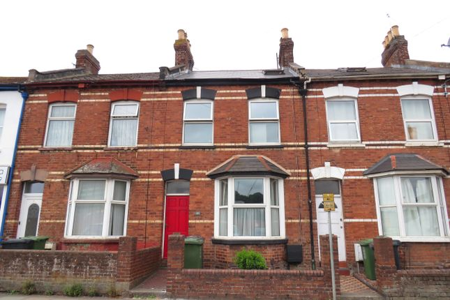 Thumbnail Terraced house to rent in Okehampton Street, St. Thomas, Exeter