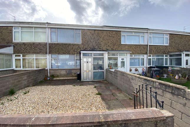 3 bed terraced house for sale in Ilminster Close, Cadoxton, Barry, Vale Of Glamorgan CF63