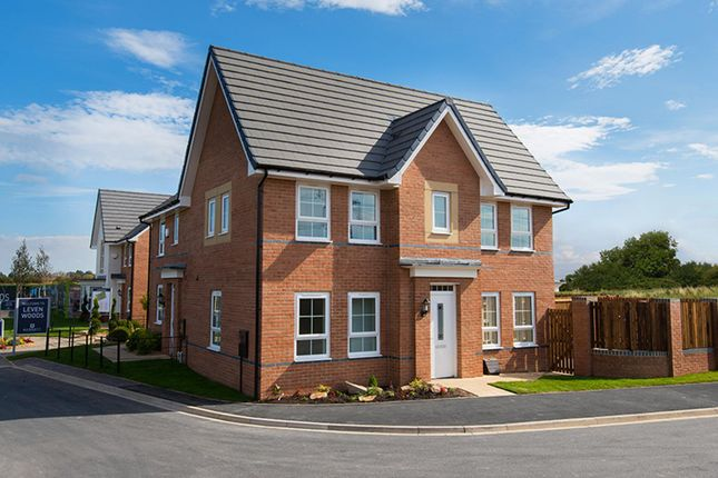 "Thumbnail Semi-detached house for sale in ""Morpeth 2"" at Green Lane, Yarm"