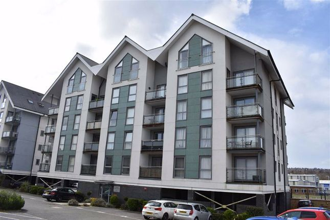 Thumbnail Flat for sale in Sirius Appartments, Phoebe Road, Pentrechwyth