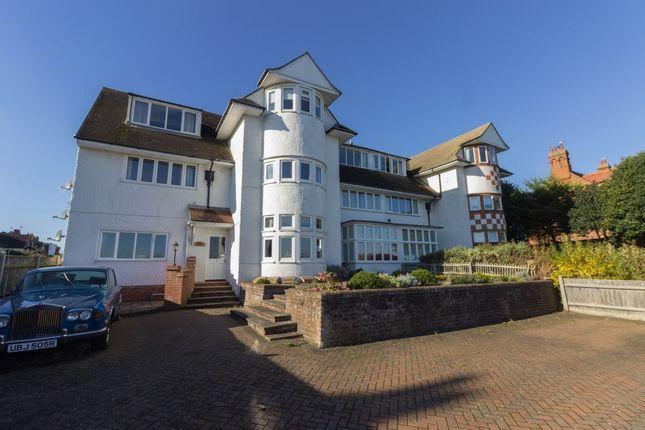 Thumbnail Flat for sale in Gunton Cliff, Lowestoft