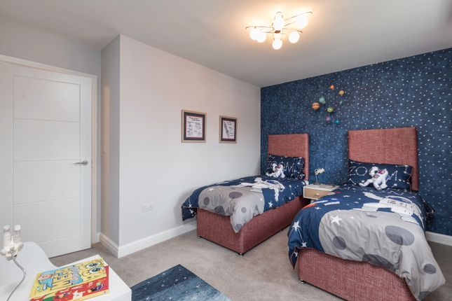 3 bedroom detached house for sale in Ash Lodge Drive, Ash