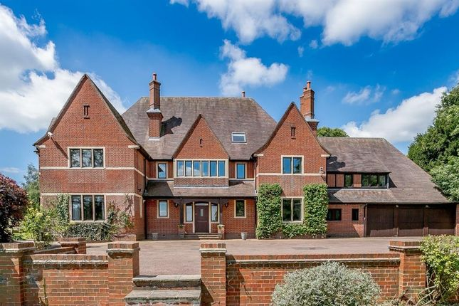 Thumbnail Detached house for sale in Church Road, Kirkby Mallory, Leicester
